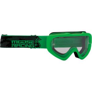 Ochelari copii Moose Racing QUALIFIER Black/Green