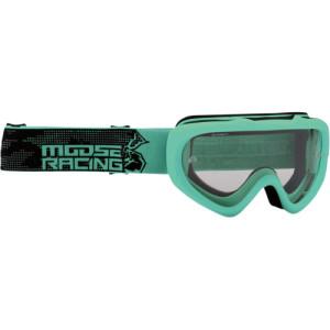 Ochelari copii Moose Racing QUALIFIER Black/Cyan