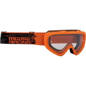 Ochelari copii Moose Racing QUALIFIER Black/Orange