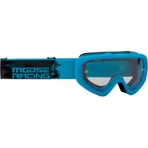 Ochelari copii Moose Racing QUALIFIER Black/Blue