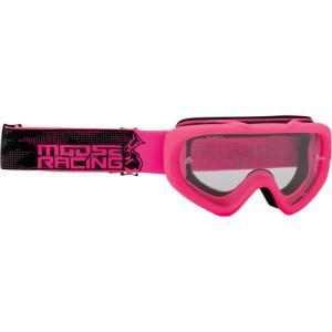 Ochelari copii Moose Racing QUALIFIER Black/Pink