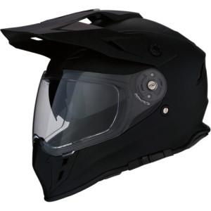 Casca Z1R Range Dual Sport Black/Matte