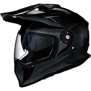 Casca Z1R Range Dual Sport Black/Gloss