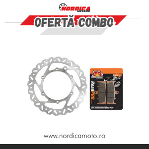 Pachet disc frana spate+placute frana KTM 125-530 04-21 Moto Master