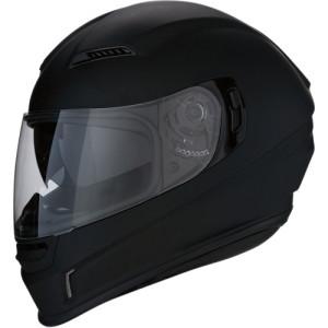 Casca Z1R Jackal Solid Black/Matte