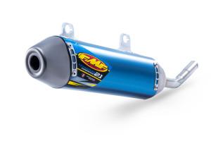 Toba finala KTM 250/300 SX/EXC 20-21 FMF Powercore 2.1 Titaniu