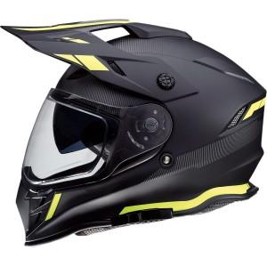 Casca Z1R Range Black/Fluorescent Yellow