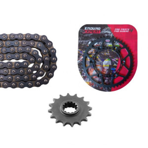Kit lant KTM 125-530 Enduro Expert/CZ