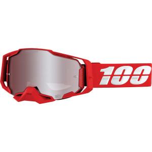 Ochelrai 100% Armega Hiper Silver Red