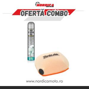 Pachet Spray filtru aer Motorex 750ml + Filtru Aer KTM Twin Air