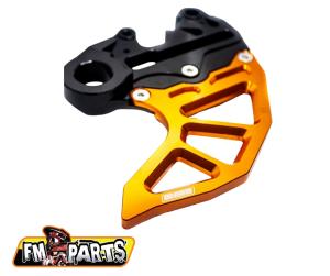 Protectie Disc Frana Spate KTM 2008-2021 neagra/portocalie Fm-Parts