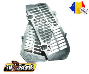 Protectii Radiator UniBody KTM/Husqvarna 2020-2021 Silver Fm-Parts