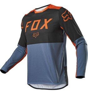 Tricou Fox Legion LT Black/Blue