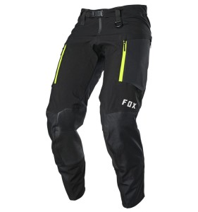 Pantaloni Fox Legion Downpour Black