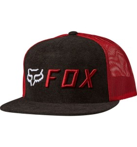 Sapca Fox Apex Red/Black