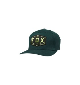 Sapca Fox Crest Flexfit Green