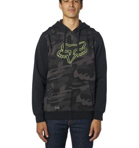 Hanorac Fox Destrakt Camo Zip