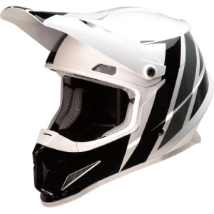 Casca Z1R Rise Eva Black/Gloss/Gray/White