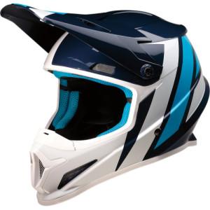 Casca Z1R Rise Evac Blue/Gloss/White