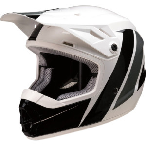 Casca copii Z1R Rise Evac Black/Gloss/Gray/White
