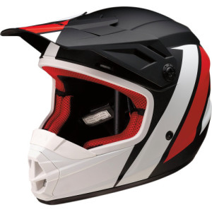 Casca copii Z1R Rise Evac Black/Matte/Red/White