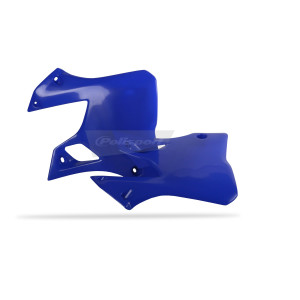 Laterale rezervor Yamaha YZ 125/250 96-01 Polisport albastru