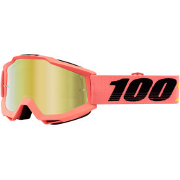 Ochelari 100% Accuri Pink/Black