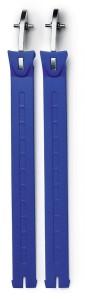 Sidi (Nr. 45) Curea albastra extra lunga