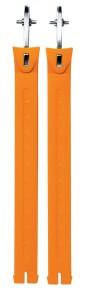 Sidi (Nr. 45) Curea extra lungă portocalie