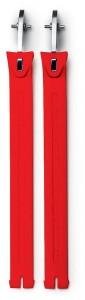 Sidi (Nr. 45) Curele Extra lungi rosu Fluo