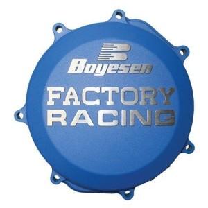 Capac ambreiaj Boyesen albastru KTM 250/300 17-20