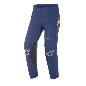 Pantaloni Alpinestars Supertech Foster Navy/Orange