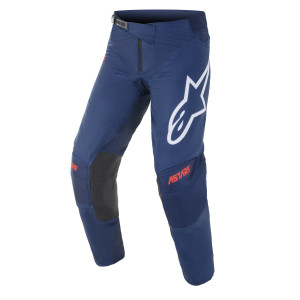 Pantaloni Alpinestars Techstar Venom Dark Blue/Bright Red/White