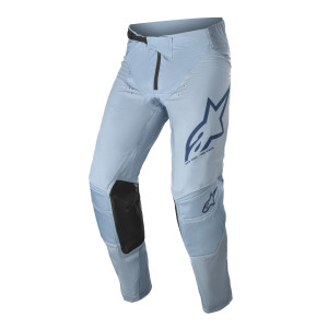 Pantaloni Alpinestars Techstar Phantom Powder Blue/Dark Blue