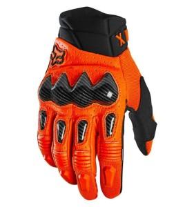 Manusi Fox Bomber Orange