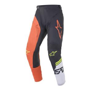 Pantaloni Alpinestars Racer Compass Orange/Anthracite/White