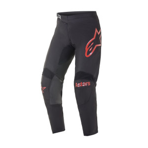 Pantaloni Alpinestars Fluid Chaser Black/Red