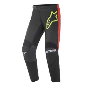 Pantaloni Alpinestars Fluid Tripple Black/Yellow/Red