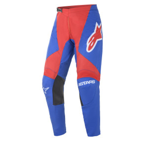 Pantaloni Alpinestars Fluid Speed Blue/Bright Red