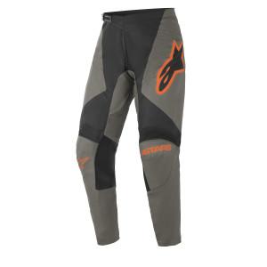 Pantaloni Alpinestars Fluid Speed Dark Gray/Orange