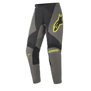 Pantaloni Alpinestars Fluid Speed Dark Gray/Yellow