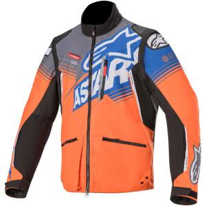 Geaca Alpinestars Venture R Orange/Gray/Blue