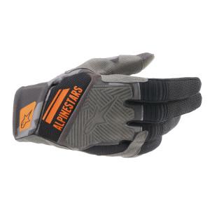 Manusi Alpinestars Venture R V2 Black Camo/Orange