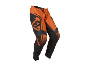 Pantaloni Answer Syncron Drift Neon Orange/Charcoal