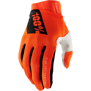 Manusi 100% Ridefit Fluo Orange