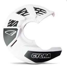 Protectie disc frana fata Cycra alb