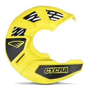 Protectie disc frana fata Cycra Galbena
