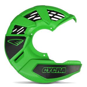 Protectie disc frana fata Cycra Verde